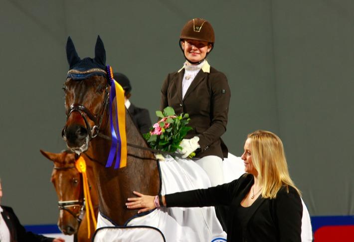Janelle larsson vann prinsens pris
