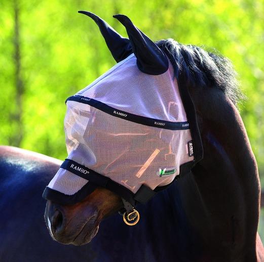 bästa flughuvan till häst