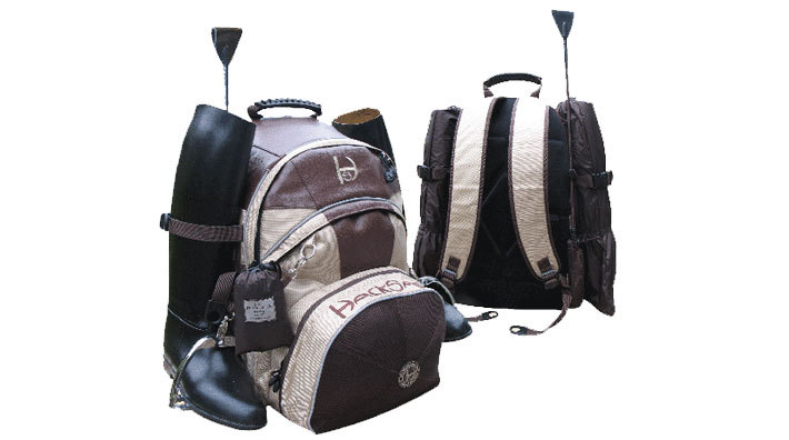 Redaktionens pryltips Hacksack – perfekta väskan till stallet