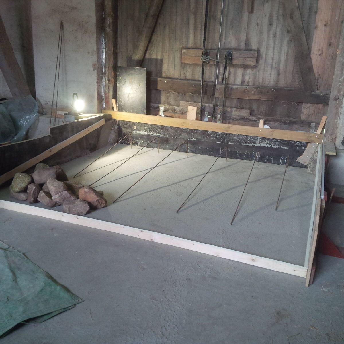 Dating gamla betong