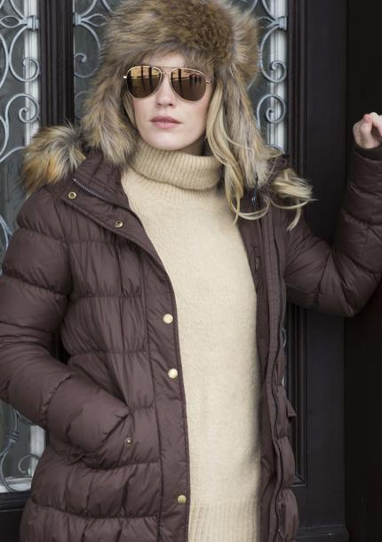 Lauren Down Coat
