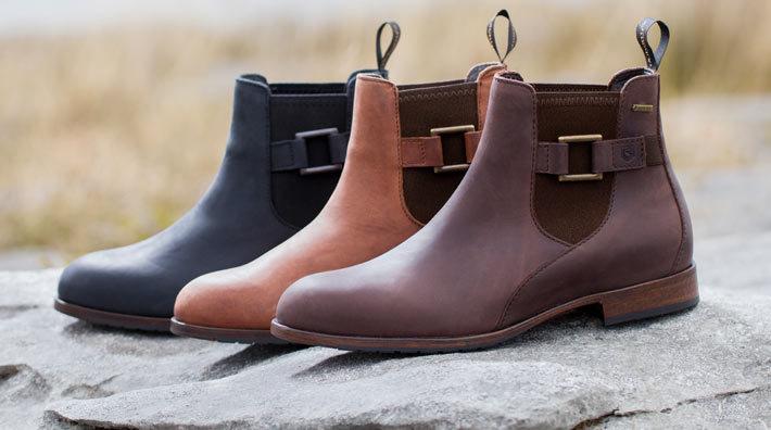 Tävling: Vinn stiliga boots från Dubarry – till stallet